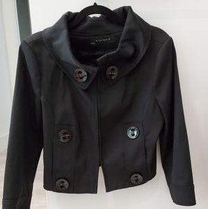 Black vintage Zara jacket
